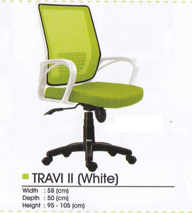 DONATI TRAVI II WHITE