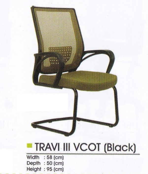 DONATI TRAVI III V COT BLACK