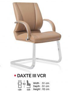 DAXTE III VCR