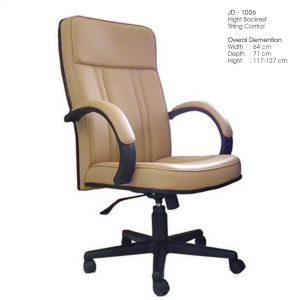 Kursi Kantor Baby-Ku JD-1026