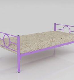Tempat tidur besi murah