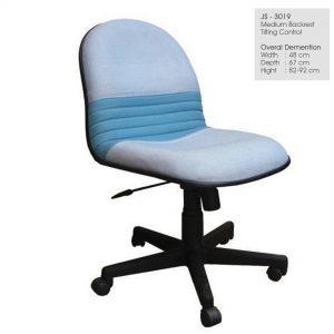 Kursi Kantor Baby-Ku JS-3019