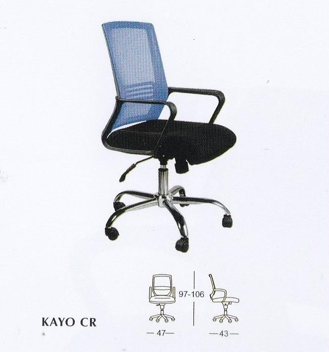 Kursi Kantor Subaru Kayo CR