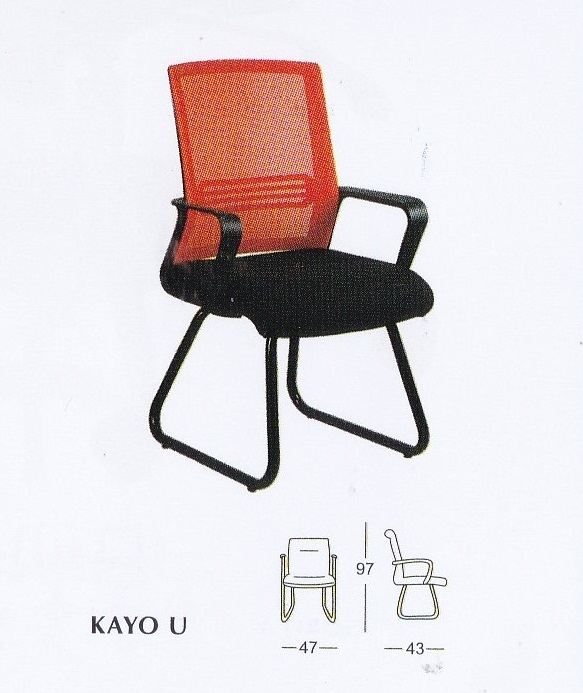 Kursi Kantor Subaru Kayo U