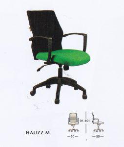 HAUZZ M