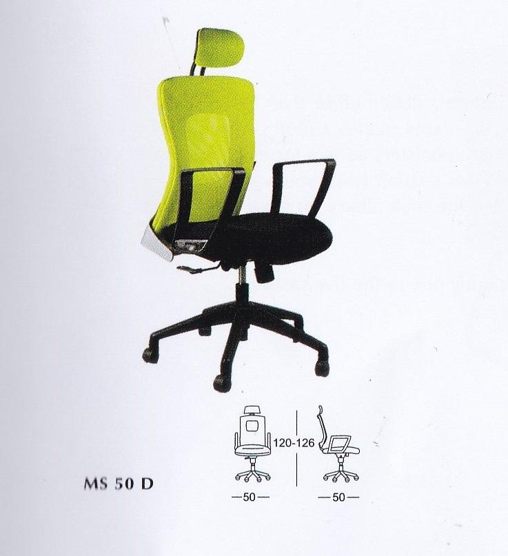 Kursi Kantor Subaru MS 50 D