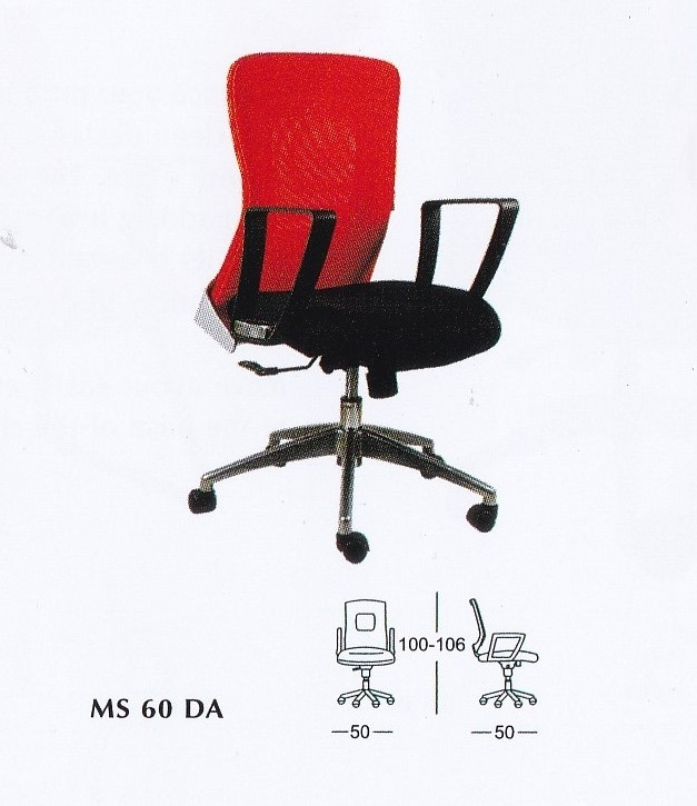 Kursi Kantor Subaru MS 60 DA