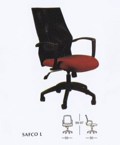 Kursi Kantor Subaru Safco L