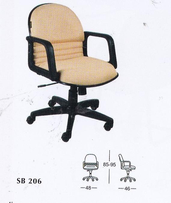 Kursi Kantor Subaru SB 206