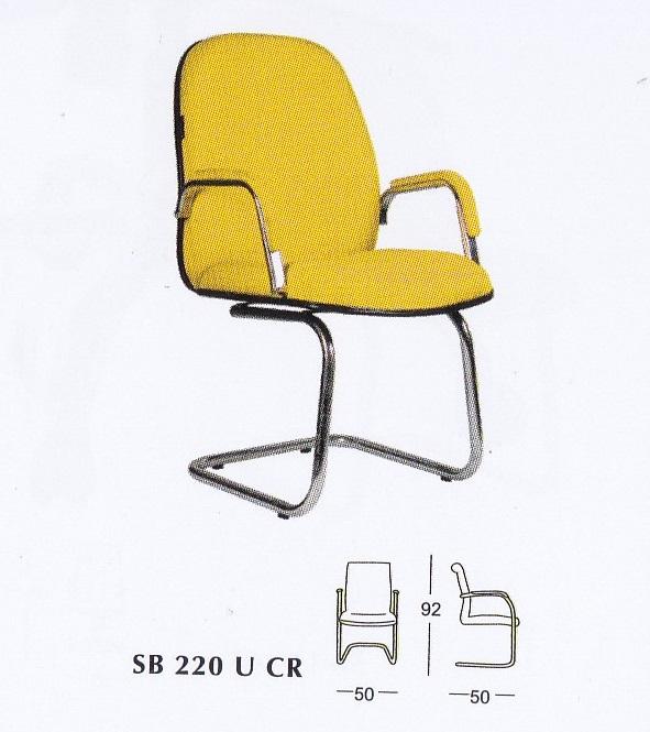 Kursi Kantor Subaru SB 220 U CR
