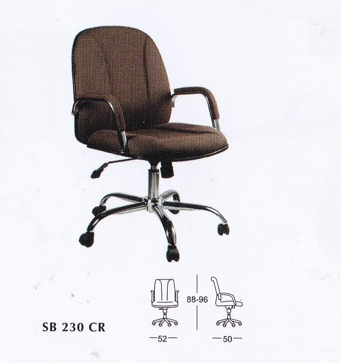Kursi Kantor Subaru SB 230 CR