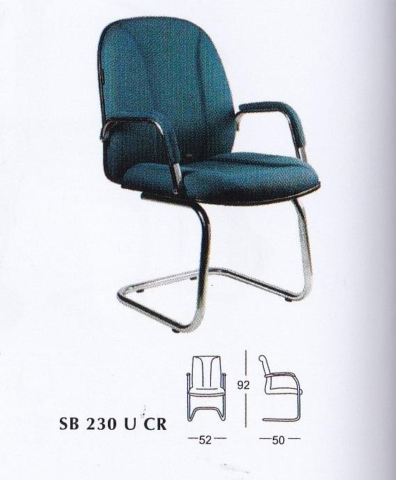 Kursi Kantor Subaru SB 230 U CR