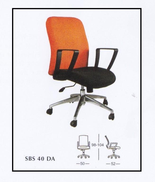 Kursi Kantor Subaru SBS 40 DA