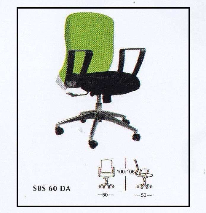 Kursi Kantor Subaru SBS 60 DA