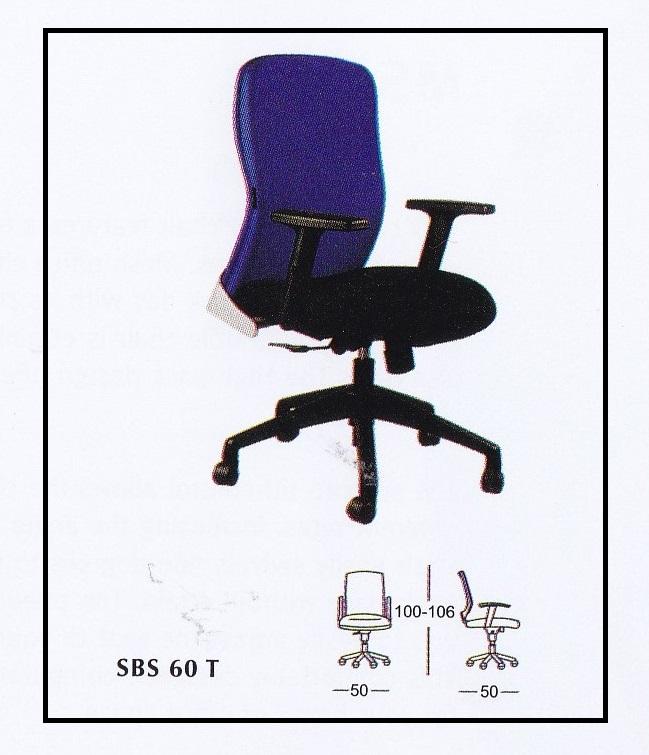 Kursi Kantor Subaru SBS 60 T