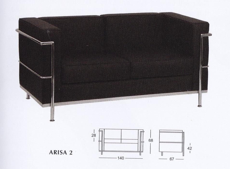 Sofa Kantor Subaru Arisa 2
