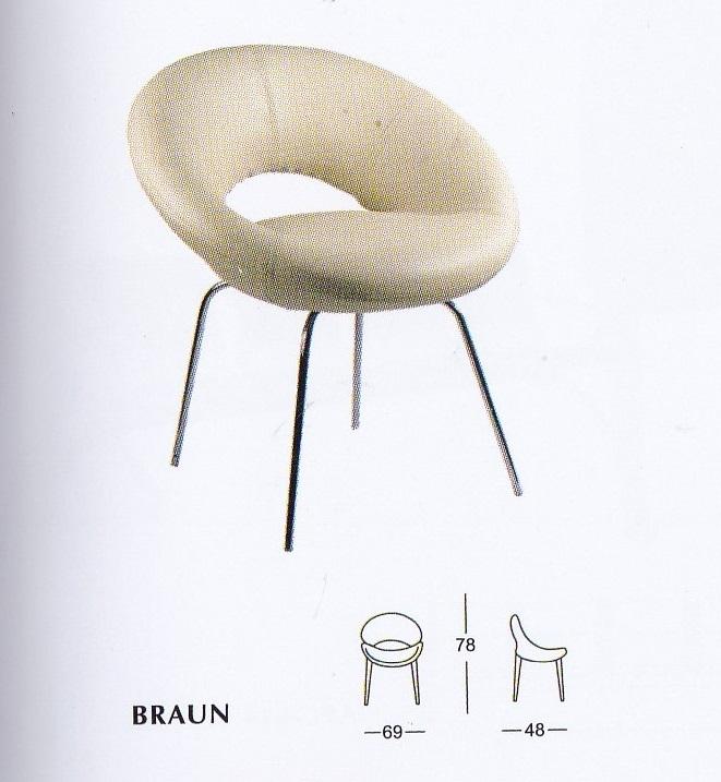 Sofa Subaru Braun