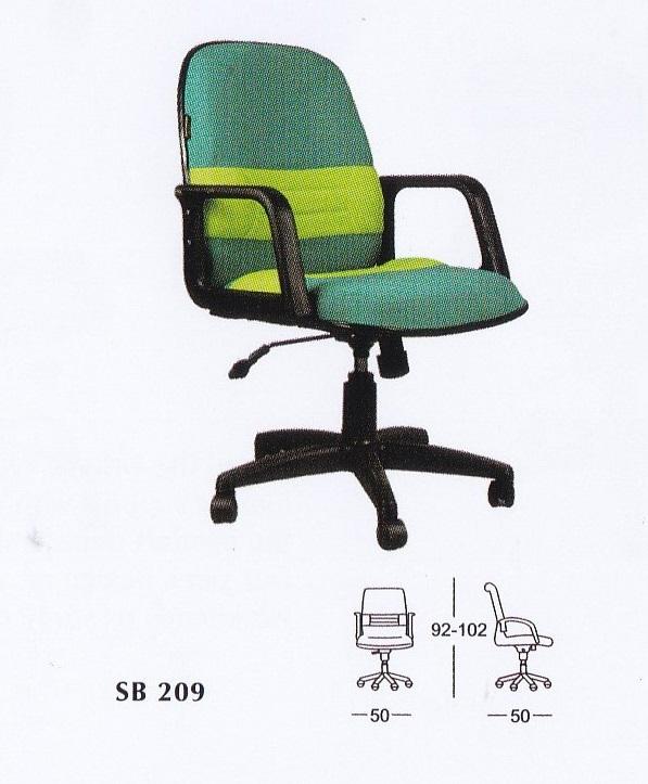Kursi Kantor Subaru SB 209