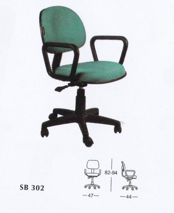 Kursi Kantor Subaru SB 302