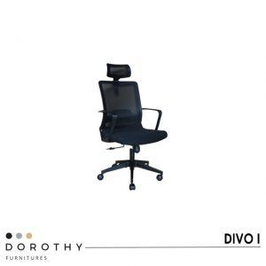 Kursi Kantor Dorothy Divo I