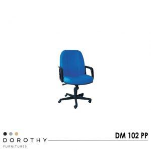 Kursi Kantor Dorothy DM 102 PP
