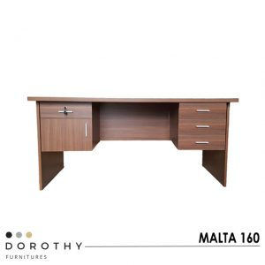 Meja Kantor Dorothy Malta 160