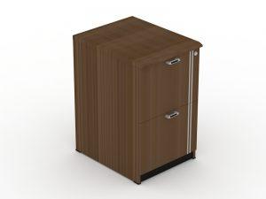 Filing cabinet UNO 2 laci UFL 8272