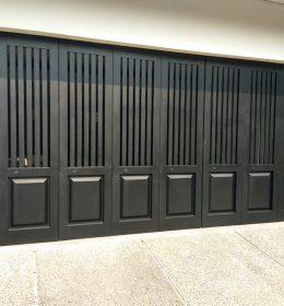 jasa pasang pintu garasi besi