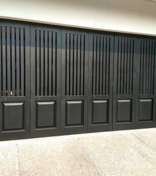 Pintu Garasi Besi Minimalis Pgb 06 Manara Furniture