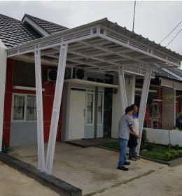 Jasa Pembuatan Kanopi di Pamulang